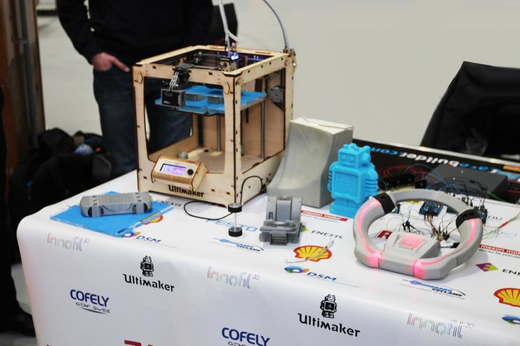 Ultimaker Zuyd University Shell Eco Challenge