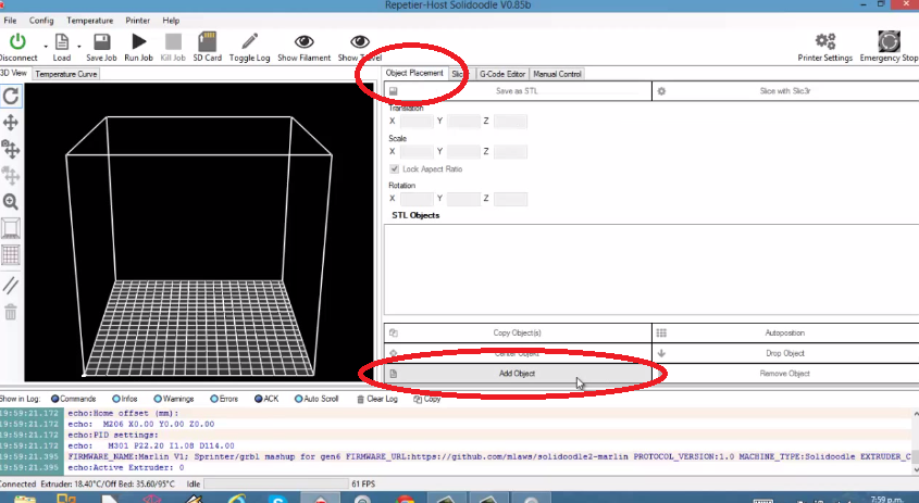 2014-05-25 22_15_52-Getting Your First Print With A Solidoodle - Tutorial - YouTube
