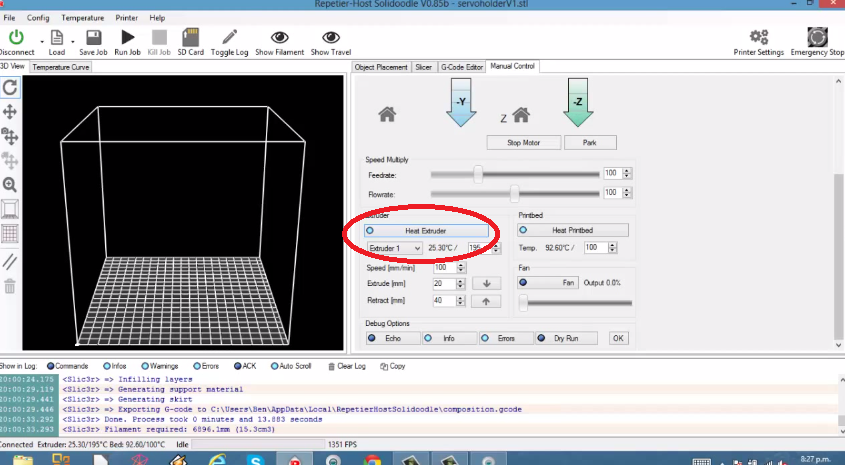 2014-05-25 22_32_52-Getting Your First Print With A Solidoodle - Tutorial - YouTube