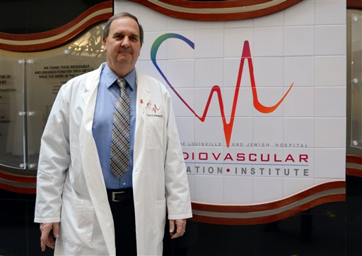 Dr. Williams on 3D printing a human heart