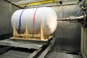 Lockheed Martin & RedEye 3D Printed Satellite Tank 2