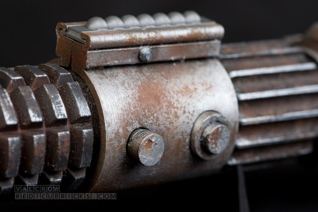 Valcrow 3D Printed Obi-Wan Lightsaber 3