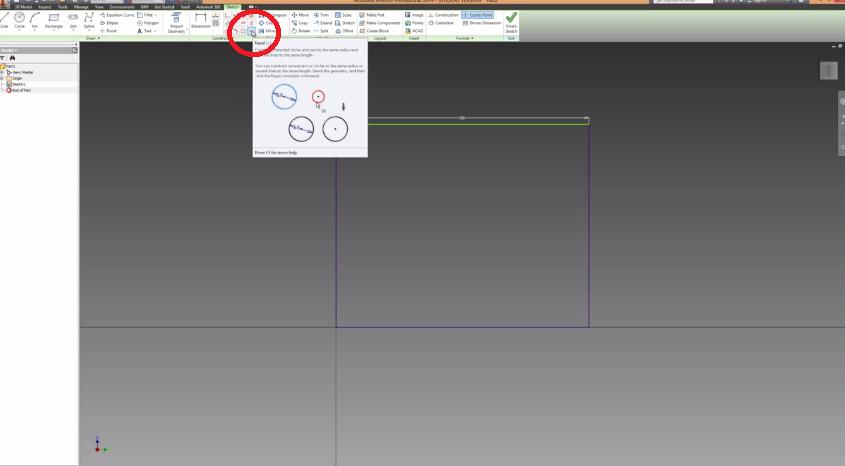 2014-06-08 20_43_51-Autodesk Inventor Basics & Extrusions Tutorial - YouTube