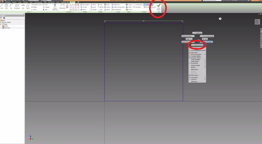 2014-06-08 20_45_34-Autodesk Inventor Basics & Extrusions Tutorial - YouTube