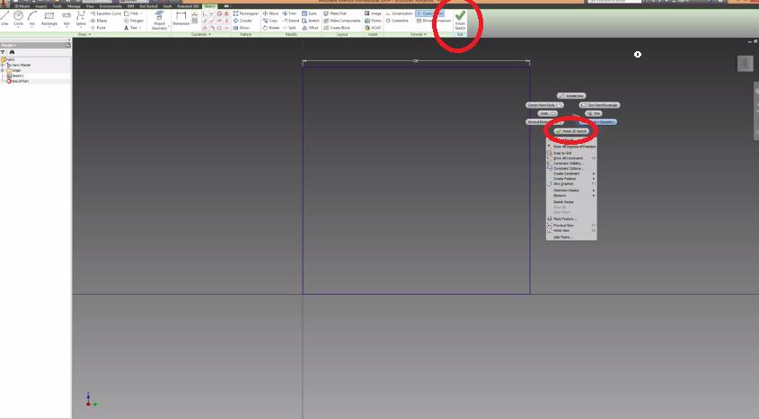 2014-06-08 20_45_34-Autodesk Inventor Basics & Extrusions Tutorial - YouTube