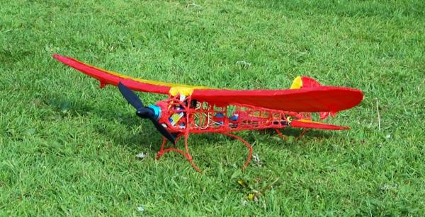3Doodler RC Plane