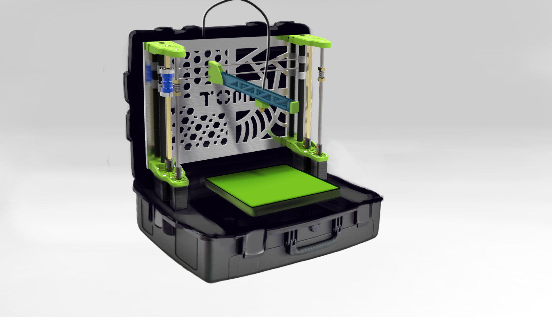 TOME portable 3D printer - Copy