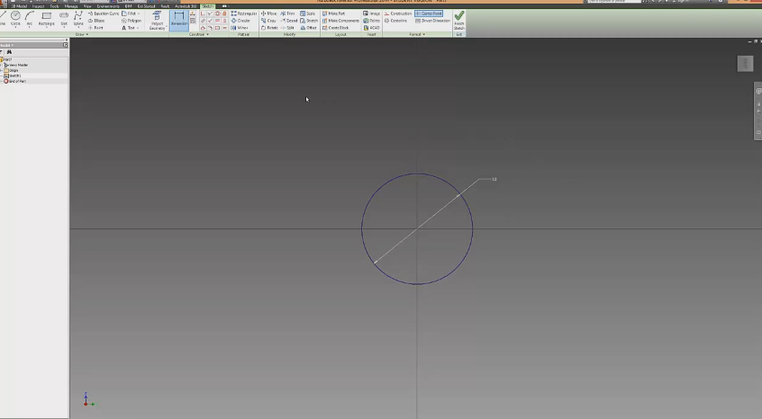 2014-07-30 22_17_31-Autodesk Inventor Sweep Tutorial - YouTube
