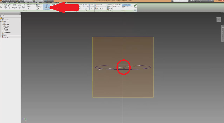 2014-07-30 22_18_54-Autodesk Inventor Sweep Tutorial - YouTube