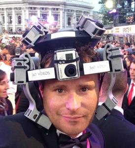 360 Degree 3D Printed Helmet 2
