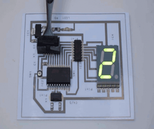 BotFactory Squink circuit printer 3