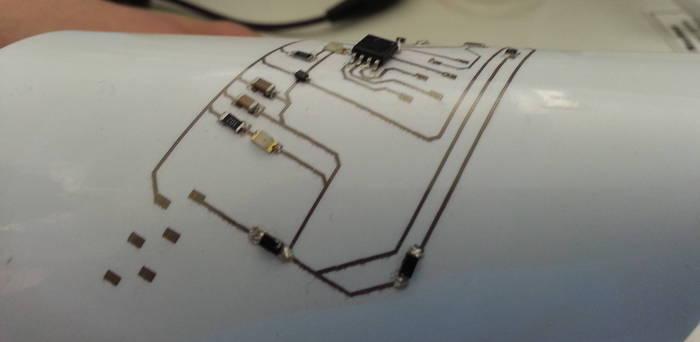 BotFactory Squink circuit printer