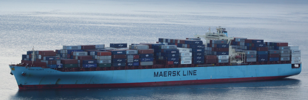 Shipping Company Maersk Planning to 3D Print Spare Parts On Ships