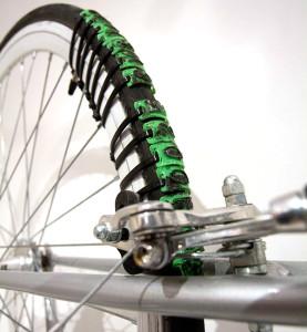 Revolution 3D printed bike stamps 2