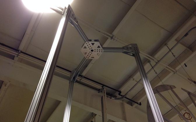impresora 3D delta más grande mundo