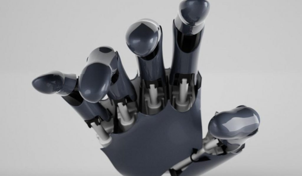 YouBionic 3D Printed Hand