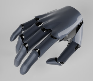 YouBionic 3D Printed Hand 4