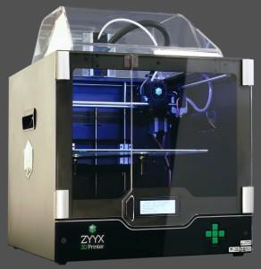 ZYYX 3d printer 3