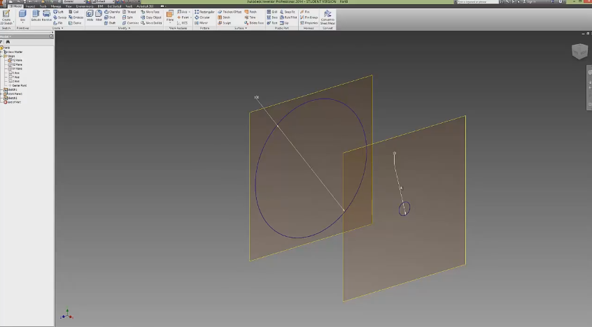 2014-08-07 21_49_37-Autodesk Inventor Loft Tutorial - YouTube