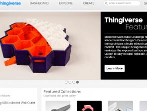 3D Model Website Database