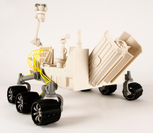 Mars Rover by Curriculum - Thingiverse