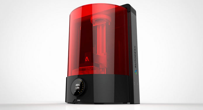 Autodesk sla printer