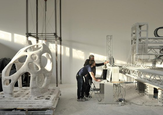 3D printing allows engineers to make organic designs of their products without sacrificing structural strength.