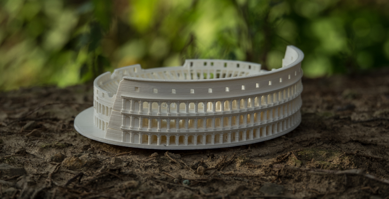 Build your own colosseum 3d printer plans for 3d printer build plans