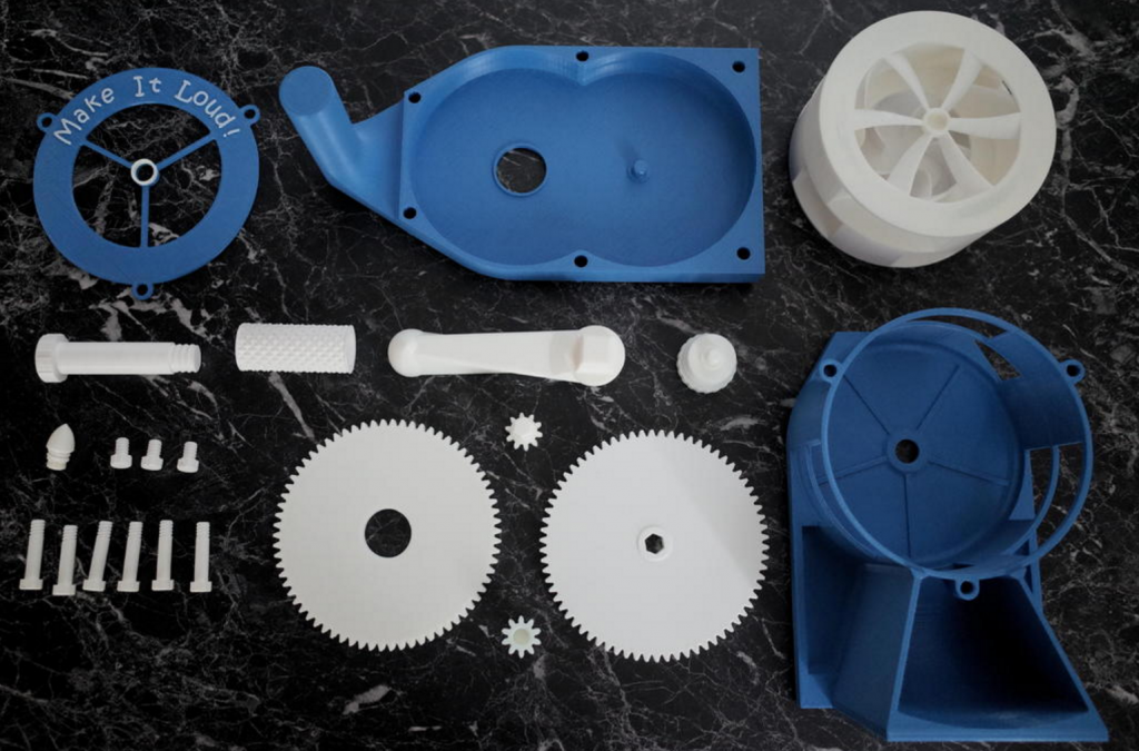 3D Print Your Own Air Raid Siren 2