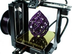 Reviewing the MakerGear M2 3D Printer