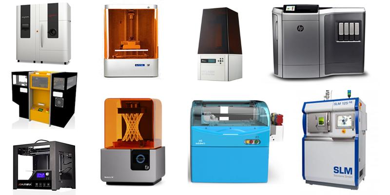 types-of-3d-printers