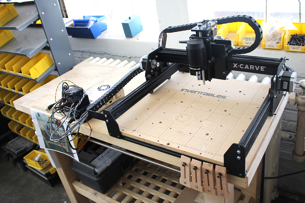 Inventables' 3D Carving Revolution