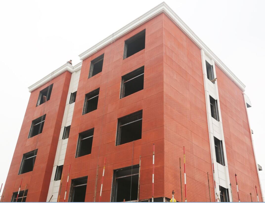 Winsun 3D Printed Apartment Building Chinese 3D