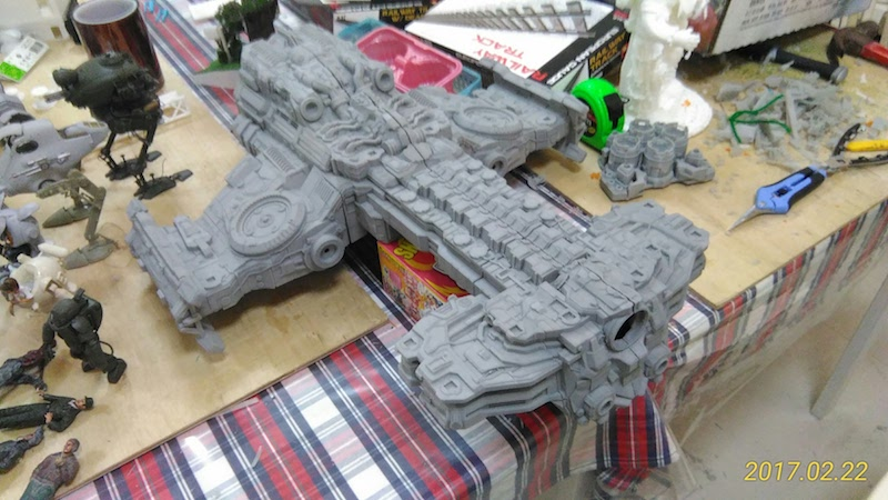 battlecruiser-printed