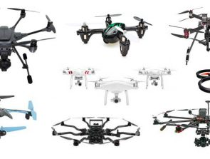 Differences Between Hexacopters, Quadcopters and Octocopters