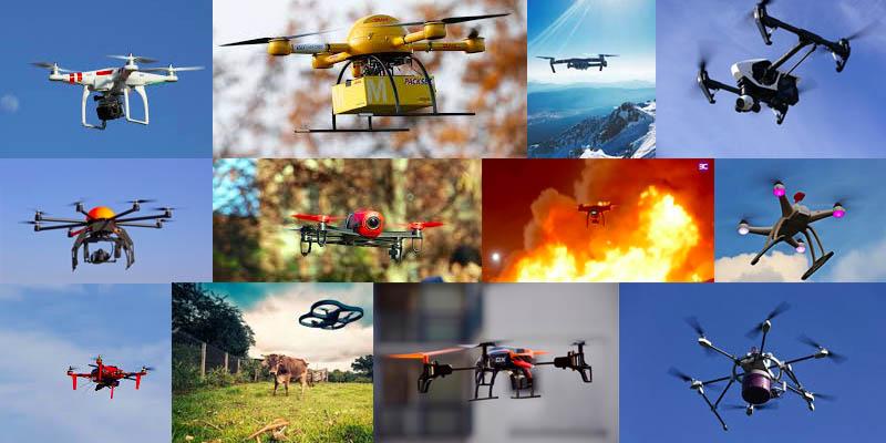 21 Types of Drones