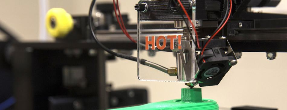 3D Printing Heated Bed