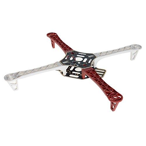 Wat heb je nodig om een drone te bouwen