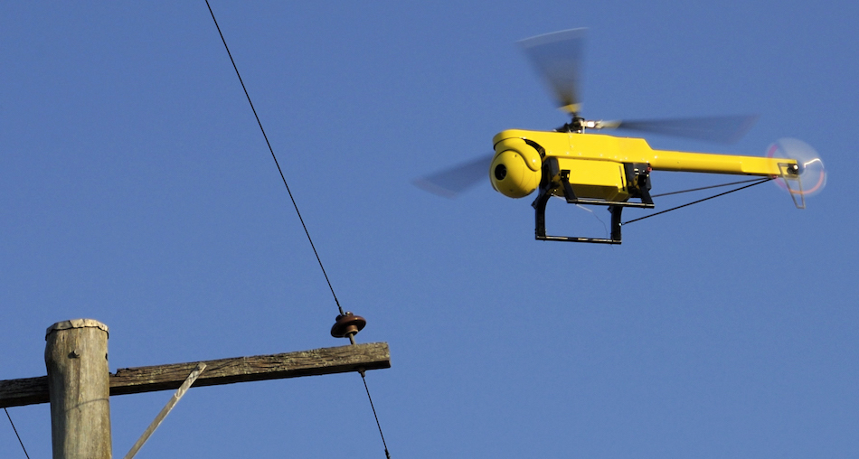 Using Drones to Inspect Buildings & Land