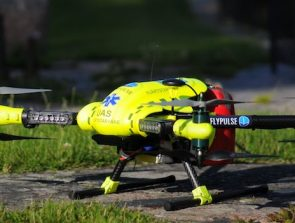 Company Using Drones to Save Heart Attack Victims Lives