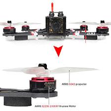 ARRIS X-Speed 250B V2 FPV