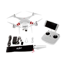 DJI Phantom 3 Standard Camera Quad