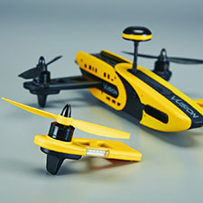RISE Vusion 250 Extreme Ready to Fly FPV