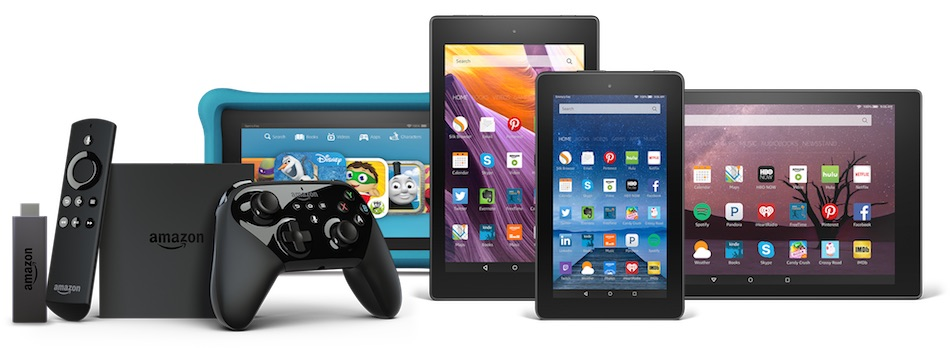 Amazon Fire Cyber Monday Deals