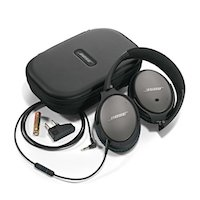 1ebc9b12968 You can get 40% of the Bose QC25s this Black Friday. They retail for $299,  but you can get them for $179. These headphones offer noise cancellation  but they ...