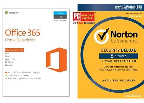 Microsoft Office and Norton go on sale