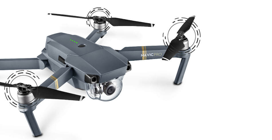 DJI Mavic Pro and Spark Drones Still for Sale at Black Friday Prices
