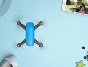 DJI Mavic Pro and Spark Still for Sale on Amazon