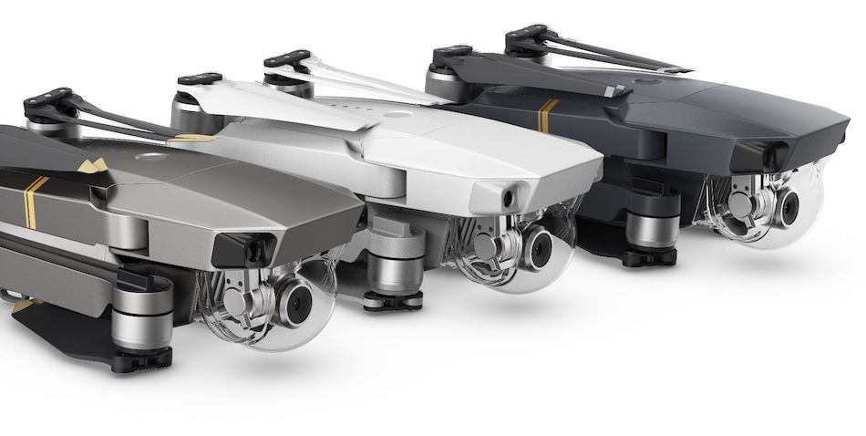 DJI Mavic Pro Vs Spark Specs And Comparison