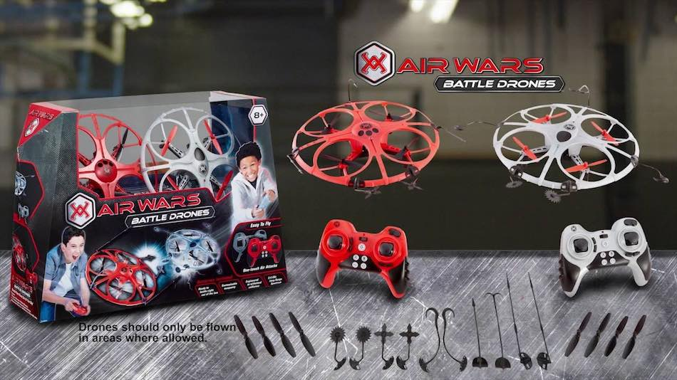 Battle Drones Air Hogs Star Wars Drone Review